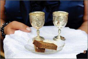 Salt and Bread German Wedding Tradition